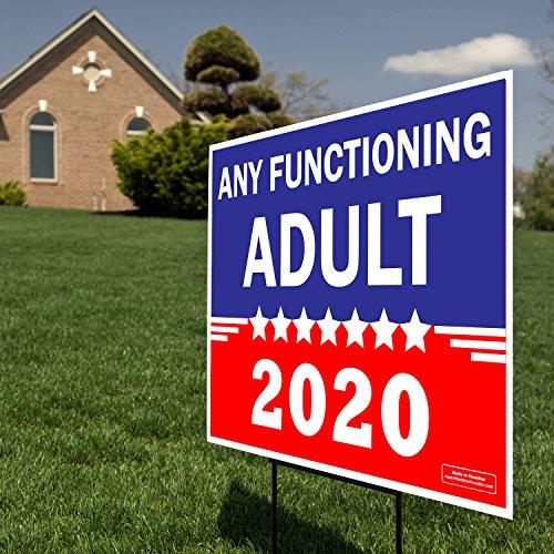 Trump 2020 Yard Signs