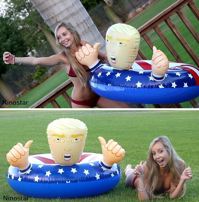 trump pool inflatable