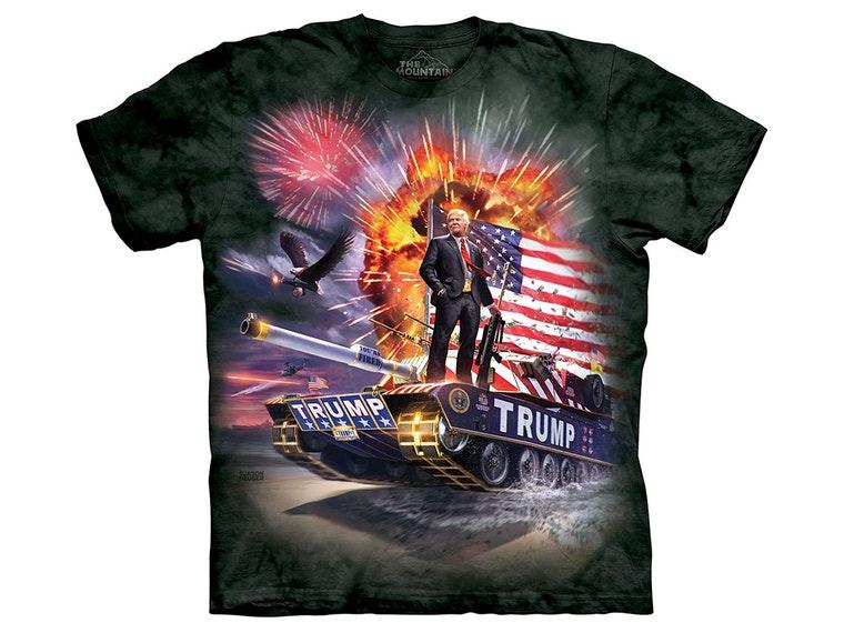 trump tank shirt