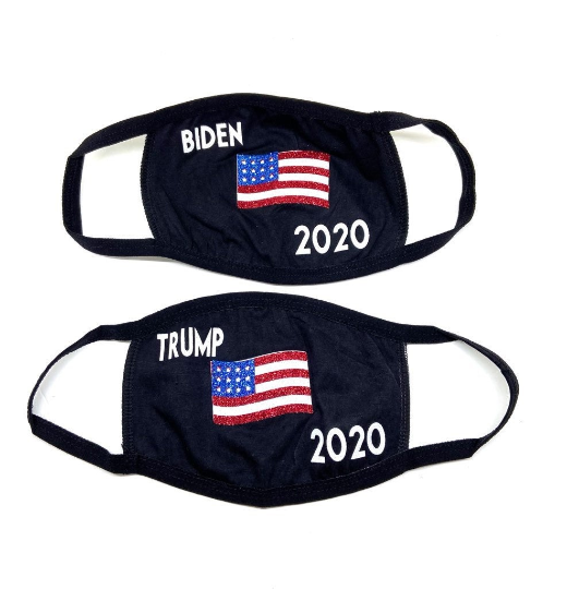 1 Face Mask Joe Biden Face Mask Adult Cotton Donald...