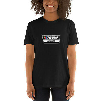 TRUMP 2020 NASCAR Short-Sleeve T-Shirt