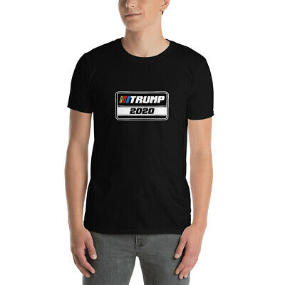 TRUMP 2020 NASCAR Short-Sleeve Unisex T-Shirt