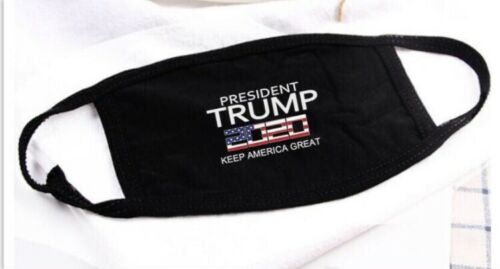 Trump Face Mask – Trump 2020  Keep America Great...