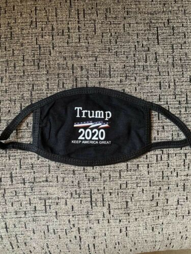Trump Face Mask- USA SELLER – Keep America Great...